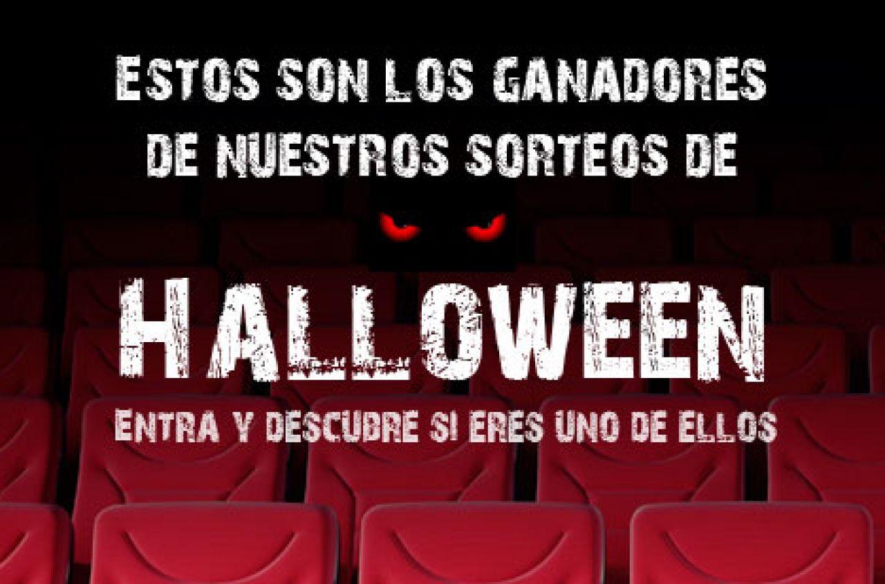 Ganadores de un Halloween de cine