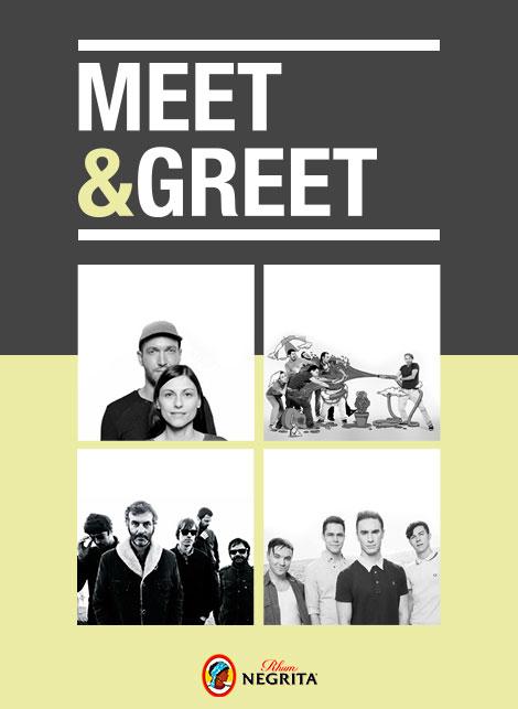 Meet&Greet Arenal Sound 2015