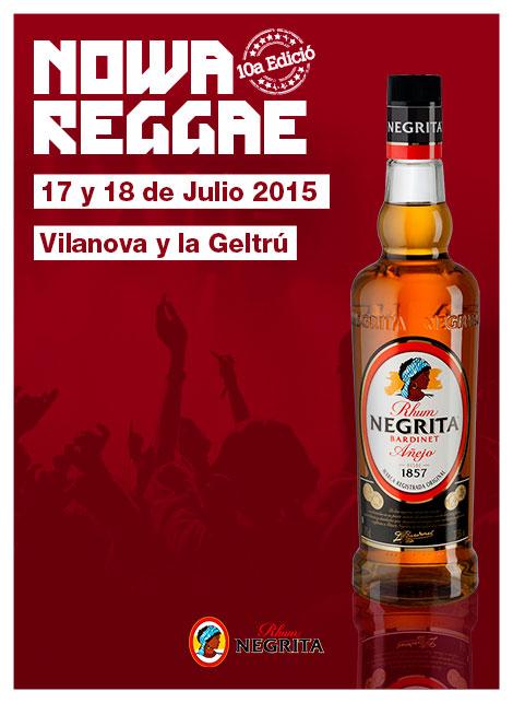 Nowa Reggae, el plan del finde