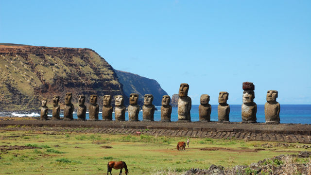 Perderse por los lugares más recónditos de la Tierra