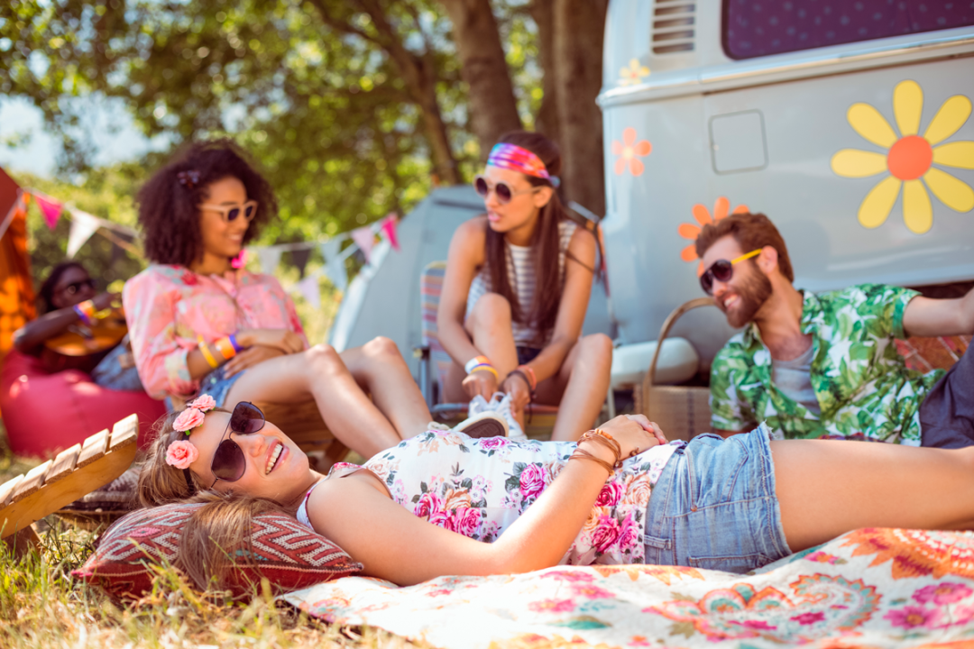 Los mejores outfits para festivales